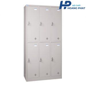 Tủ locker 6 ngăn văn phòng TU982-3K