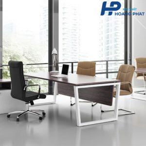 Bàn văn phòng chân sắt HP01