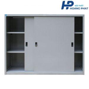Tủ hồ sơ sắt văn phòng cánh lùa TU118S