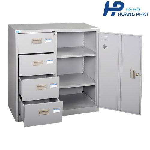 Tủ sắt văn phòng hiện đạiTU88-4D