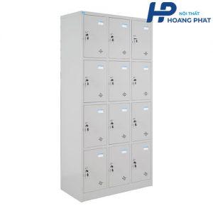 Tủ sắt locker 12 ngăn TU984-3K