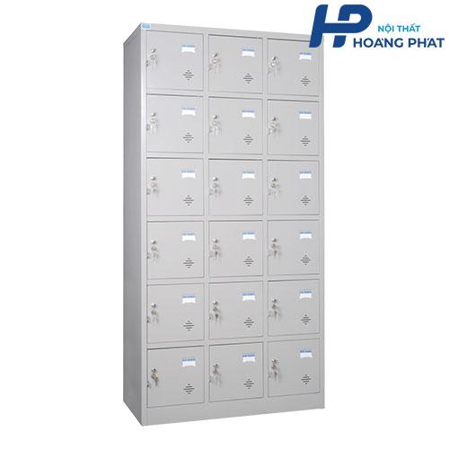 Tủ sắt locker TU986-3K