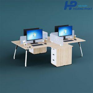 Cụm bàn văn phòng MD04H2C24