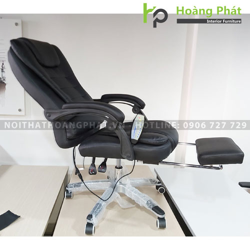 Ghế ngả lưng massage GMS815