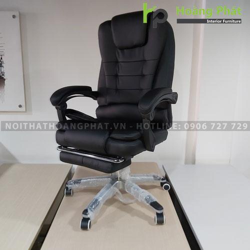 Ghế da có massage GMS815