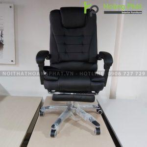 Ghế xoay da GMS815