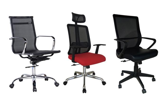 Kích thước ghế ngồi làm việc chuẩn 2021